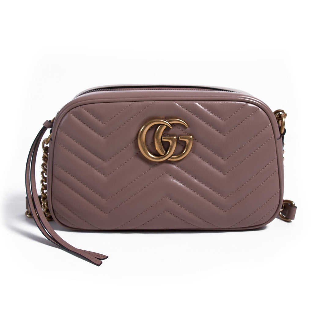 f0440018bb2 Shop authentic Gucci Marmont Matelassé Small at revogue for just USD ...