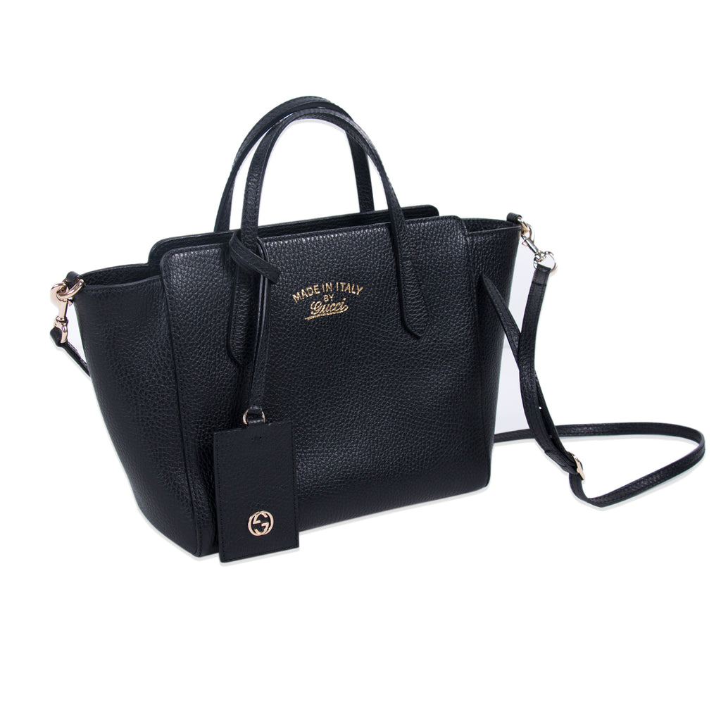 Gucci 2way Leather Tote Bag Bags Gucci - Shop authentic new pre-owned designer brands online at Re-Vogue