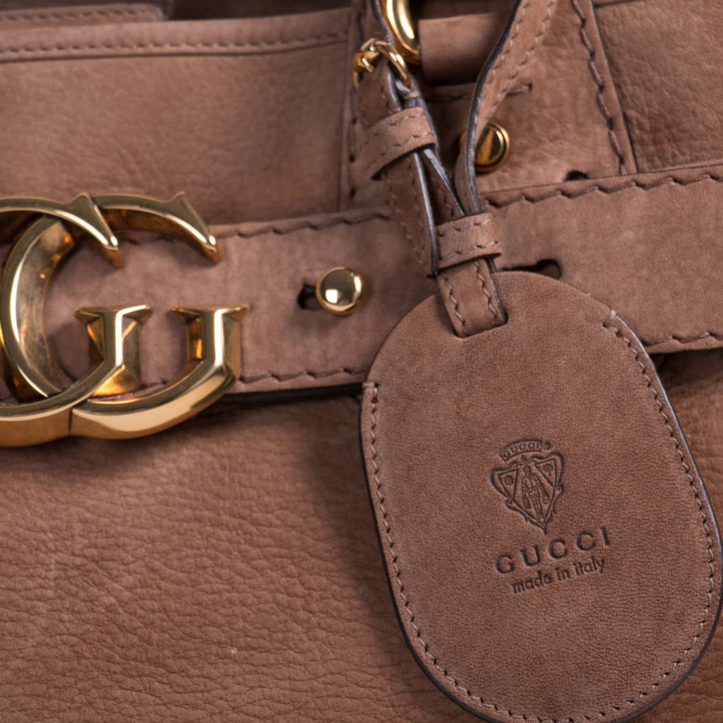 Gucci GG Running Extra Large Satchel Bag