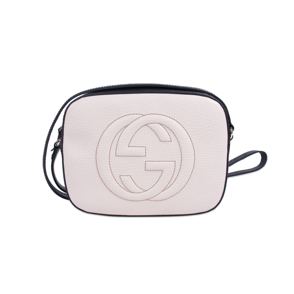 0001211848d Shop authentic Gucci Soho Disco Crossbody Bag at revogue for just ...
