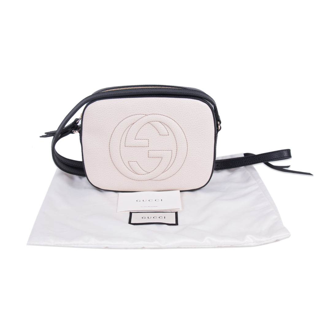 Gucci Soho Disco Crossbody Bag Bags Gucci - Shop authentic new pre-owned designer brands online at Re-Vogue