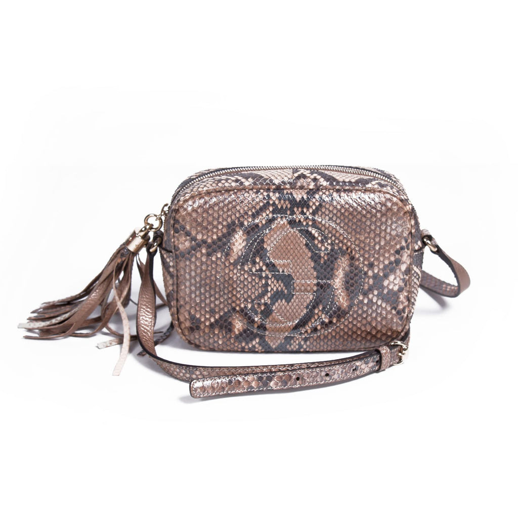 432bcdd7f Shop authentic Gucci Soho Small Disco Bag at revogue for just USD ...