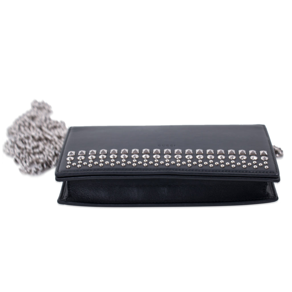 Gucci Studded Wallet on Chain Bags Gucci - Shop authentic new pre-owned designer brands online at Re-Vogue