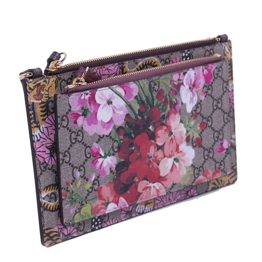 5f776c10676 ... Gucci Bengal Blooms Dual Pouch Crossbody Bags Gucci - Shop authentic  new pre-owned designer ...