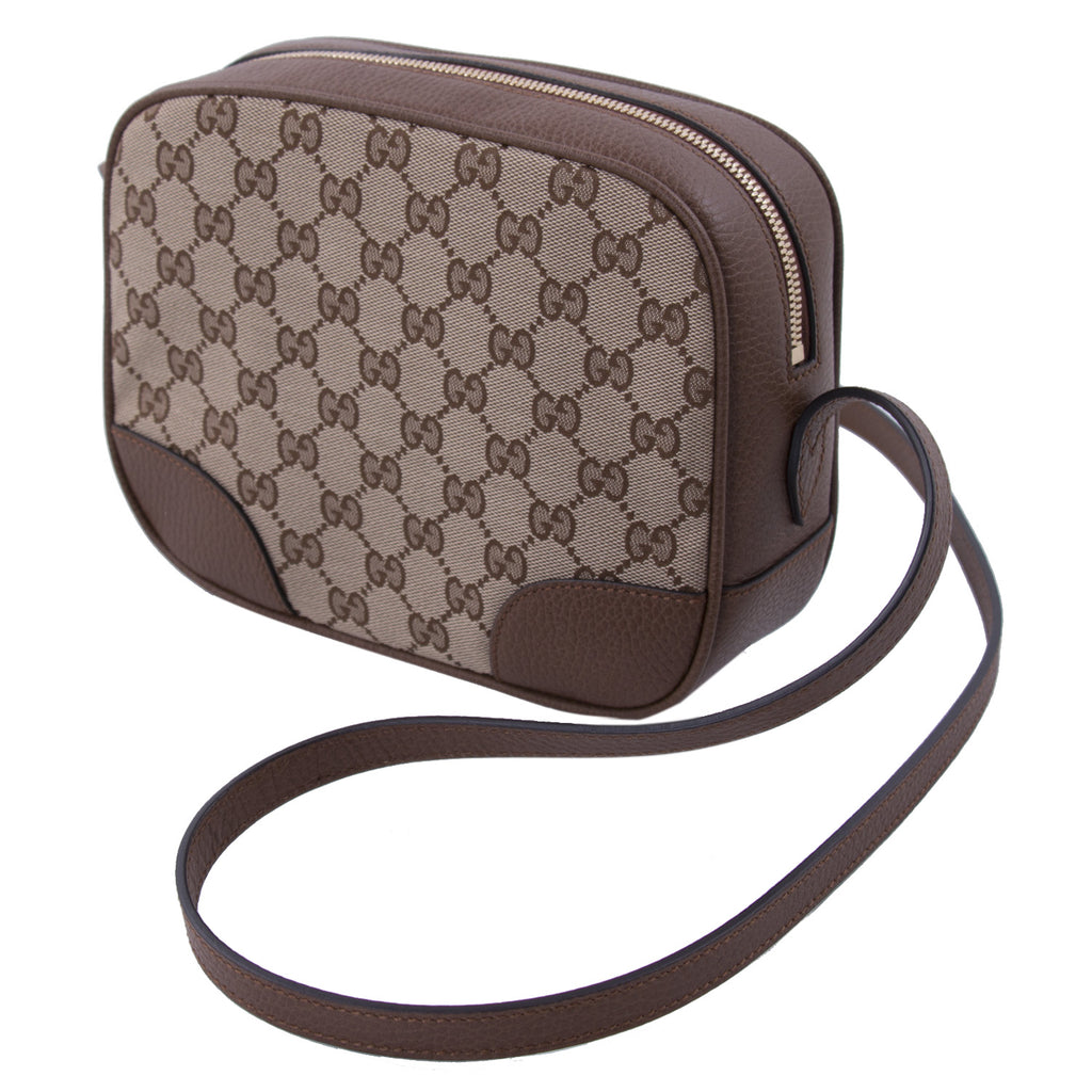 Gucci Supreme Mini Bree Messenger Bag Bags Gucci - Shop authentic new pre-owned designer brands online at Re-Vogue