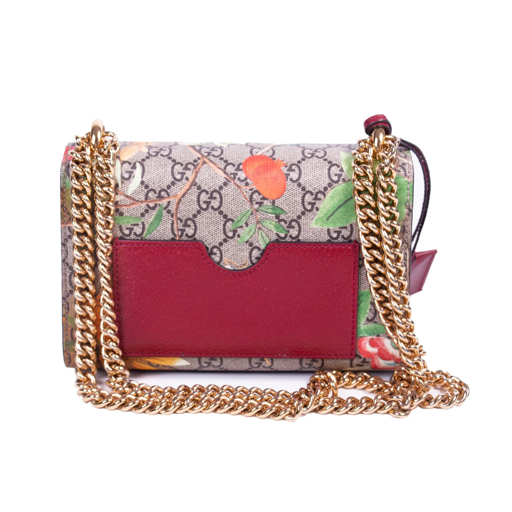 Gucci Small Supreme Tian Padlock Bags Gucci - Shop authentic new pre-owned designer brands online at Re-Vogue
