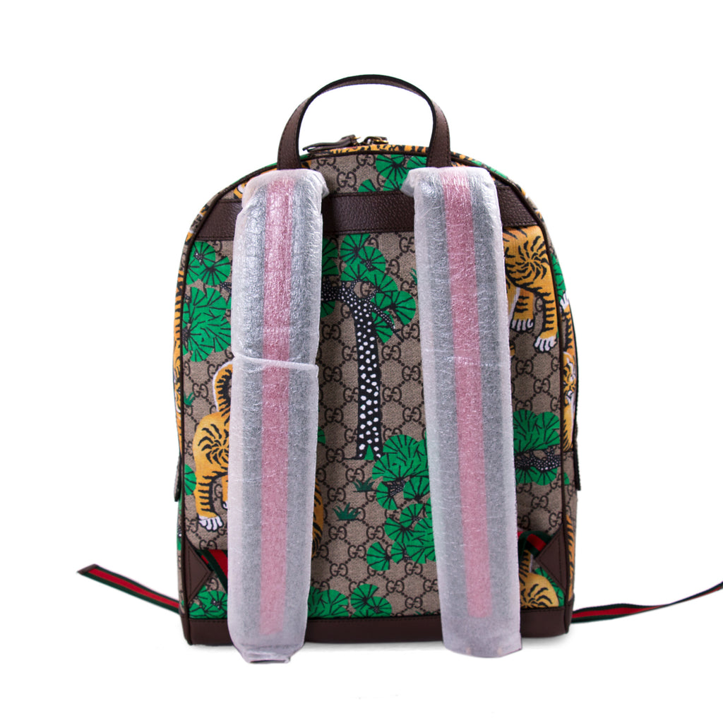 d8816002d8e2c0 ... Gucci Bengal GG Supreme Backpack Bags Gucci - Shop authentic new pre-owned  designer brands ...
