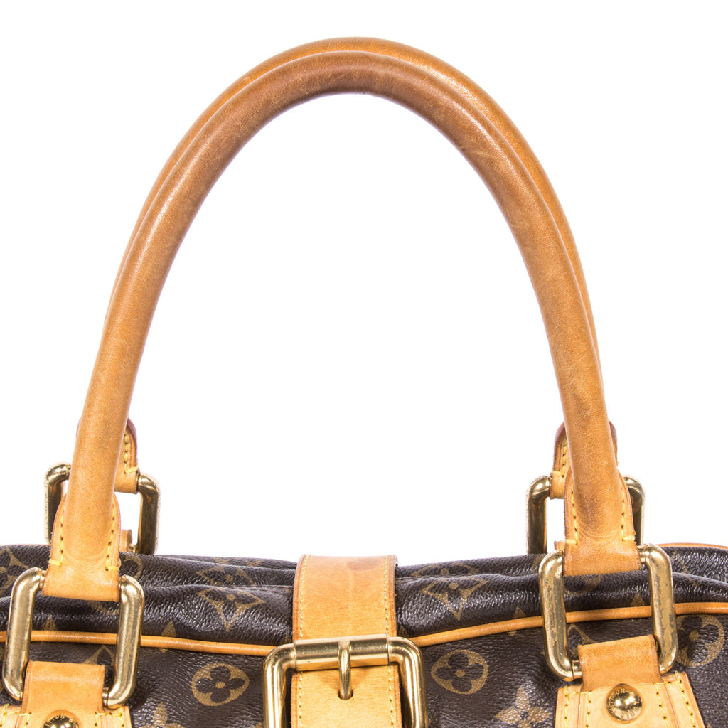 Louis Vuitton Manhattan GM -Shop pre-owned luxury designer brands online at Re-Vogue