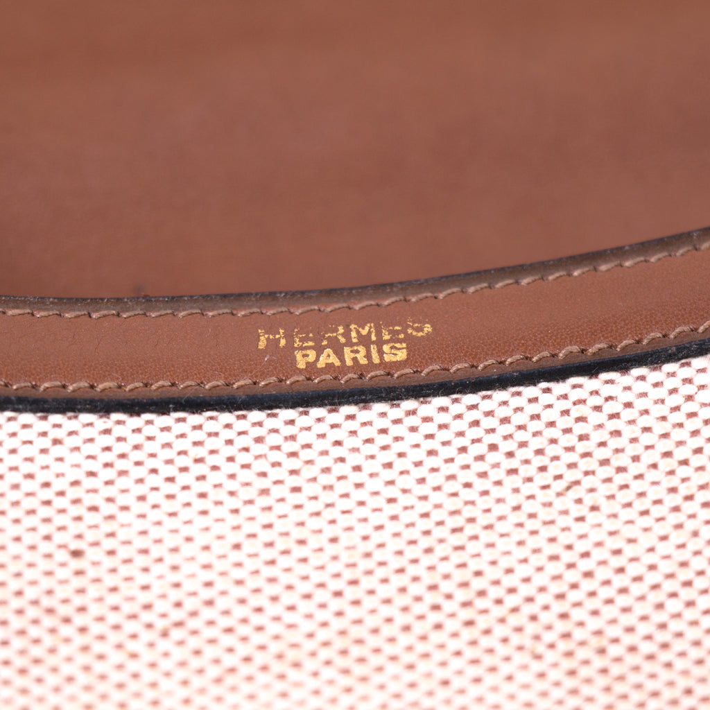 Hermès Constance 23 Crinoline Box Leather