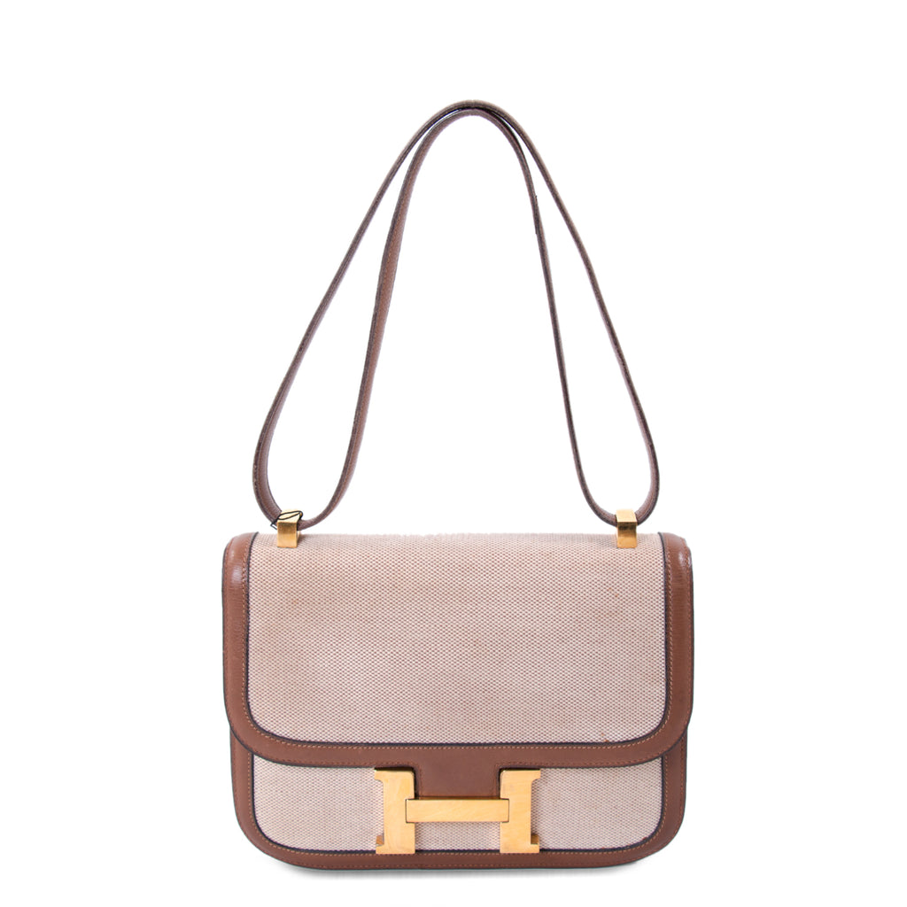 131bddeb1d Shop authentic Hermès Constance 23 Crinoline Box Leather at revogue ...