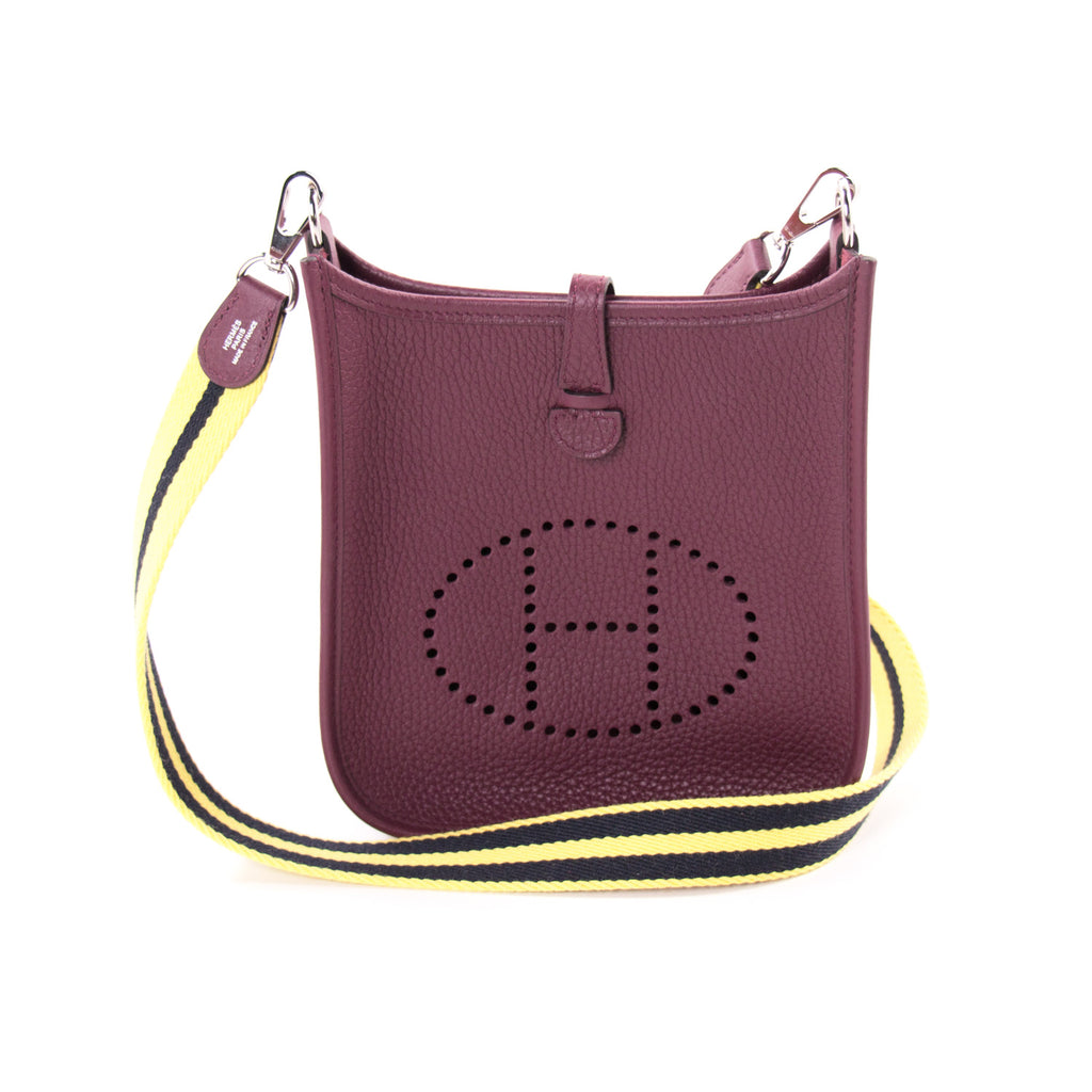 fa8f317a553a Shop authentic Hermes Evelyne 16 TPM Amazone Clemence at revogue for ...