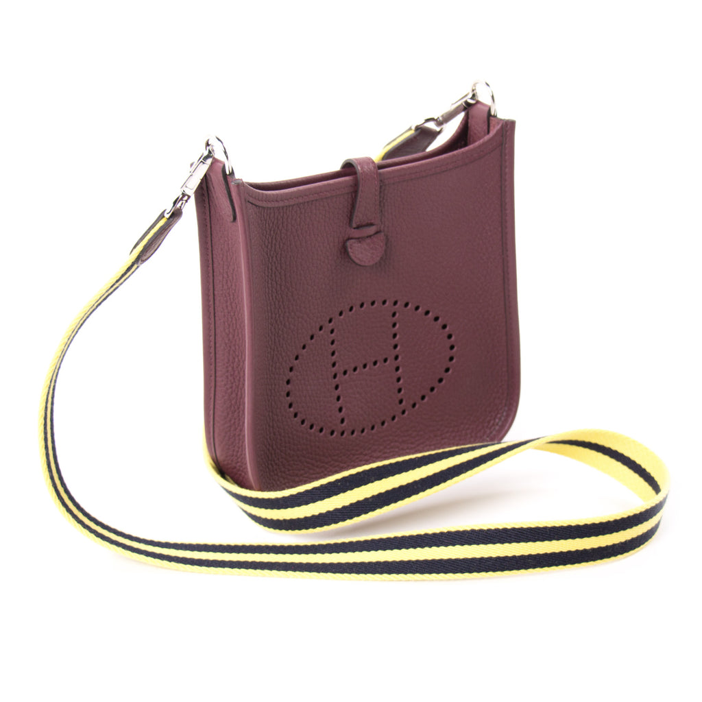 Hermes Evelyne 16 TPM Amazone Clemence Bags Hermès - Shop authentic new pre-owned designer brands online at Re-Vogue