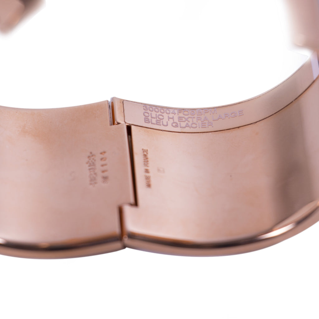 Hermès Extra Wide Clic H Bracelet Accessories Hermès - Shop authentic new pre-owned designer brands online at Re-Vogue
