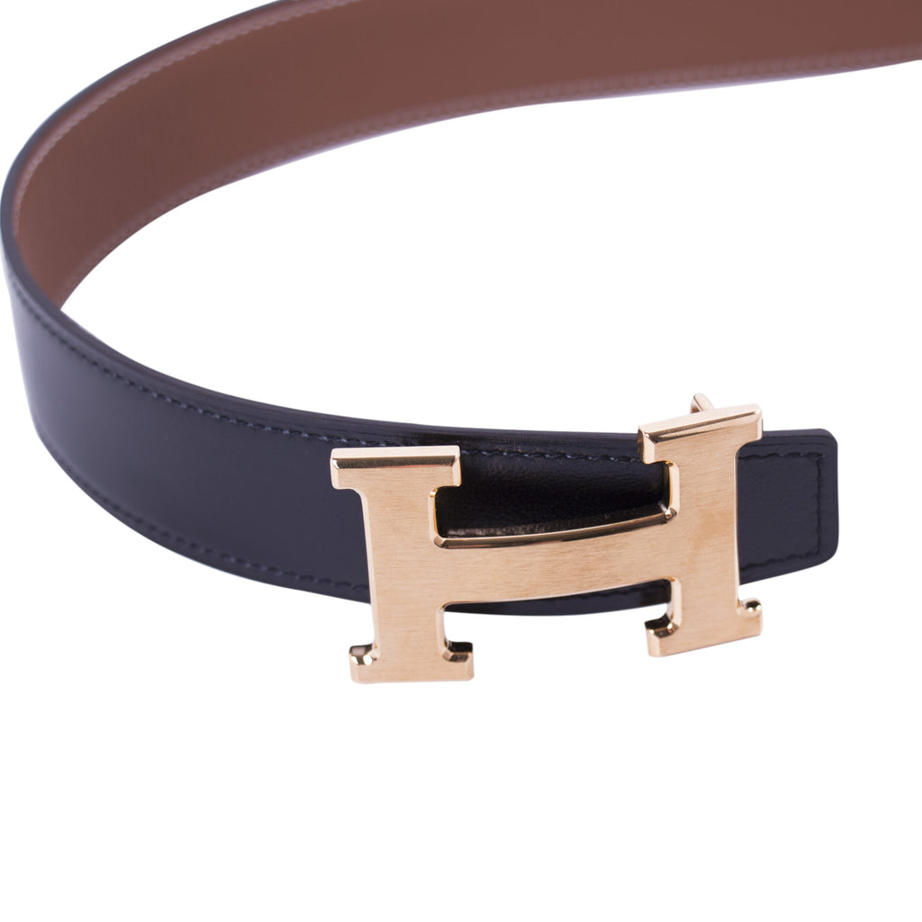 Hermès H Belt Buckle and Reversible Strap Accessories Hermès - Shop authentic new pre-owned designer brands online at Re-Vogue