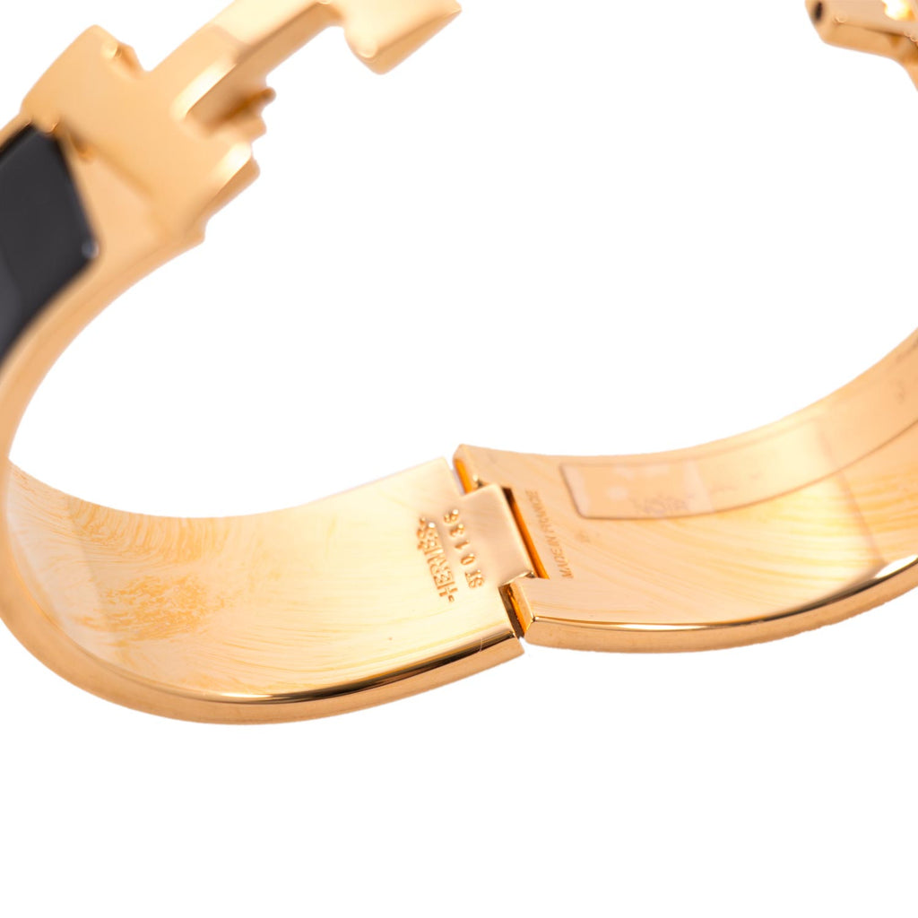 Hermès Clic Clac H Bracelet Accessories Hermès - Shop authentic new pre-owned designer brands online at Re-Vogue