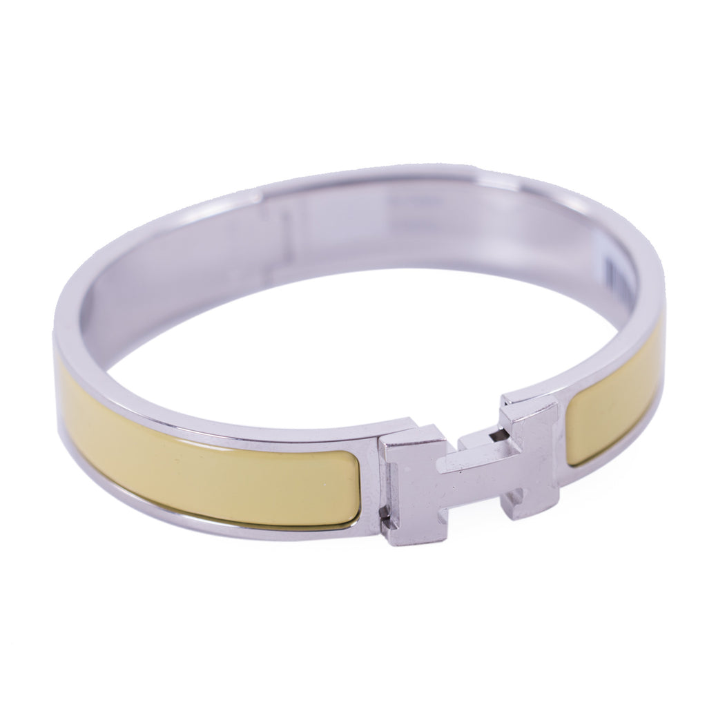 Hermès Narrow Clic H Bracelet Accessories Hermès - Shop authentic new pre-owned designer brands online at Re-Vogue
