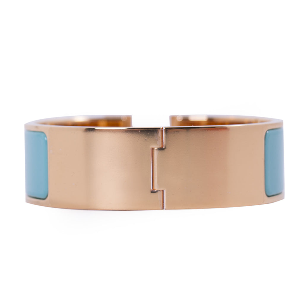 Hermès H Clic Clac Enamel Bracelet Accessories Hermès - Shop authentic new pre-owned designer brands online at Re-Vogue