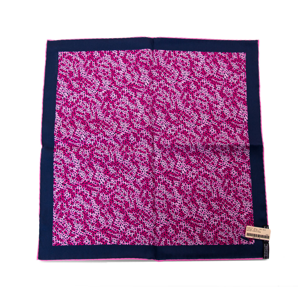 Hermès Silk Twill Pocket Square Accessories Hermès - Shop authentic new pre-owned designer brands online at Re-Vogue