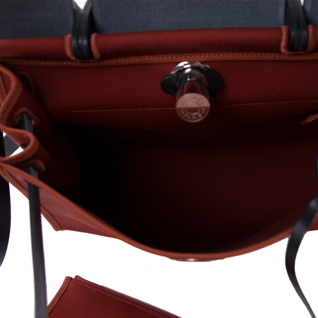 Hermès Herbag Zip 31 Bags Hermès - Shop authentic new pre-owned designer brands online at Re-Vogue