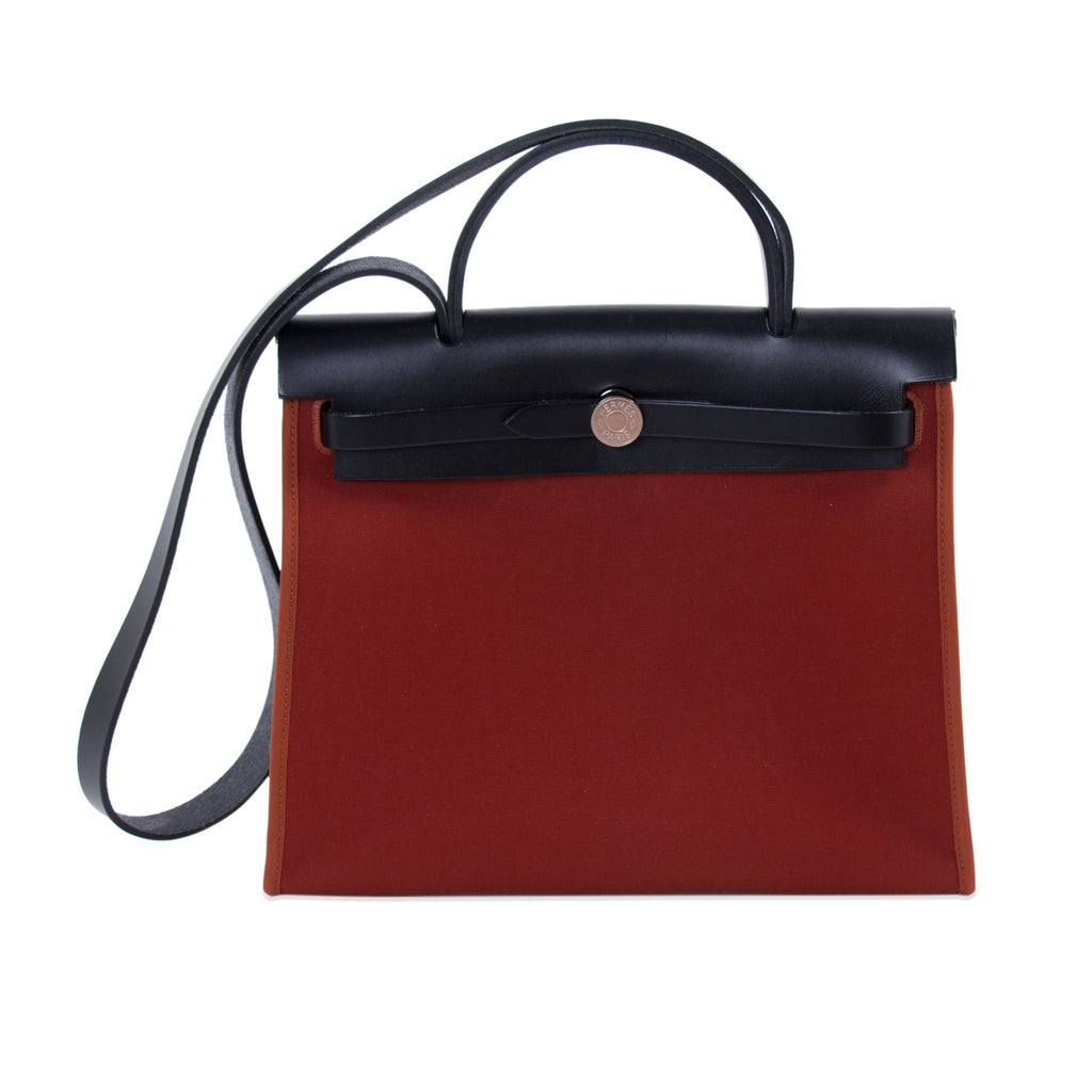 d4b1560f36dd Shop authentic Hermès Herbag Zip 31 at revogue for just USD 2