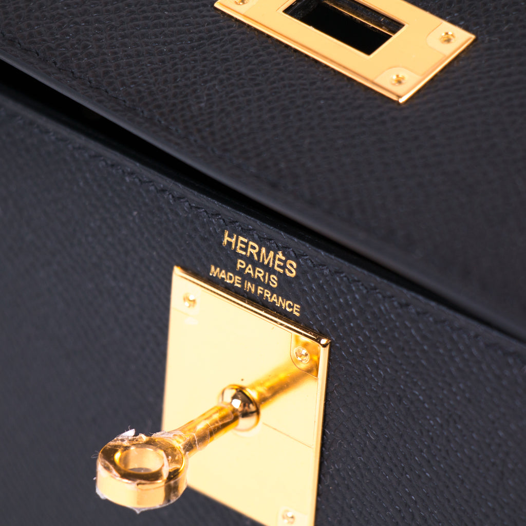 Hermès Kelly 28 Sellier Epsom Leather 2018
