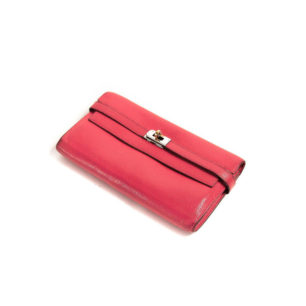 Hermès Kelly Longue Wallet Accessories Hermès - Shop authentic new pre-owned designer brands online at Re-Vogue