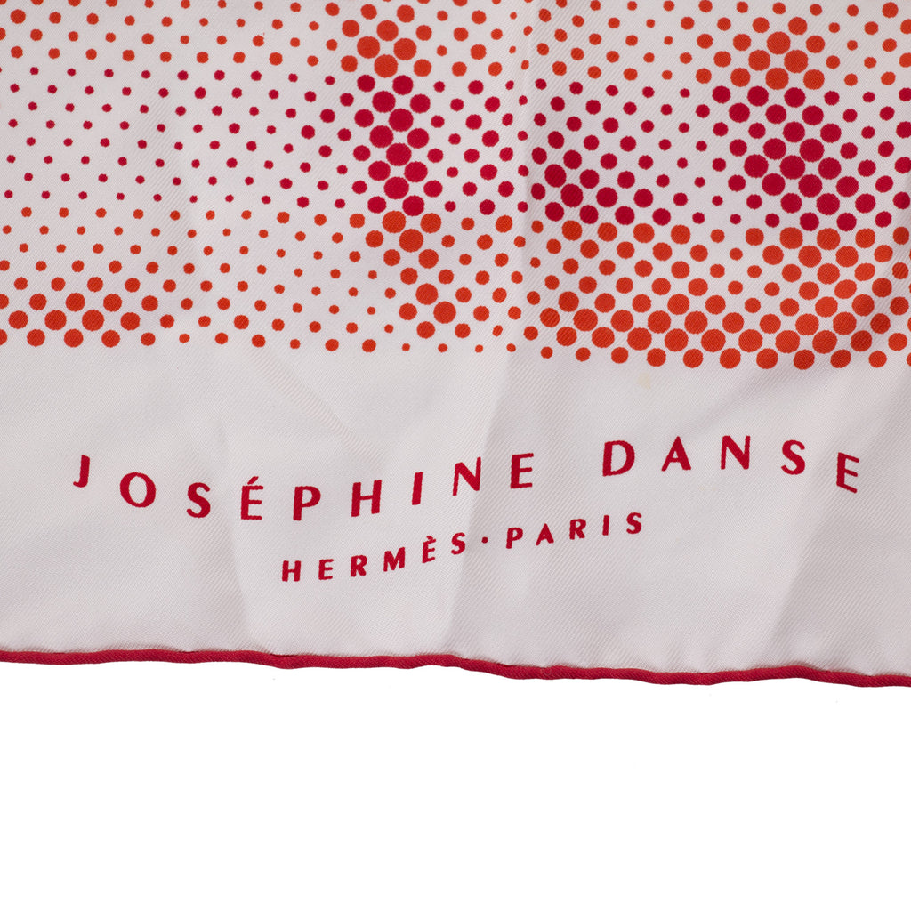 "Hermès ""Josephine Danse"" Silk Scarf Accessories Hermès - Shop authentic new pre-owned designer brands online at Re-Vogue"