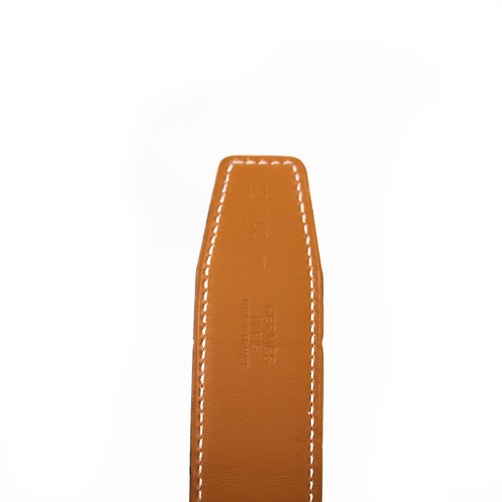 Hermès Swift Epsom Leather Belt (No Buckle) Accessories Hermès - Shop authentic new pre-owned designer brands online at Re-Vogue