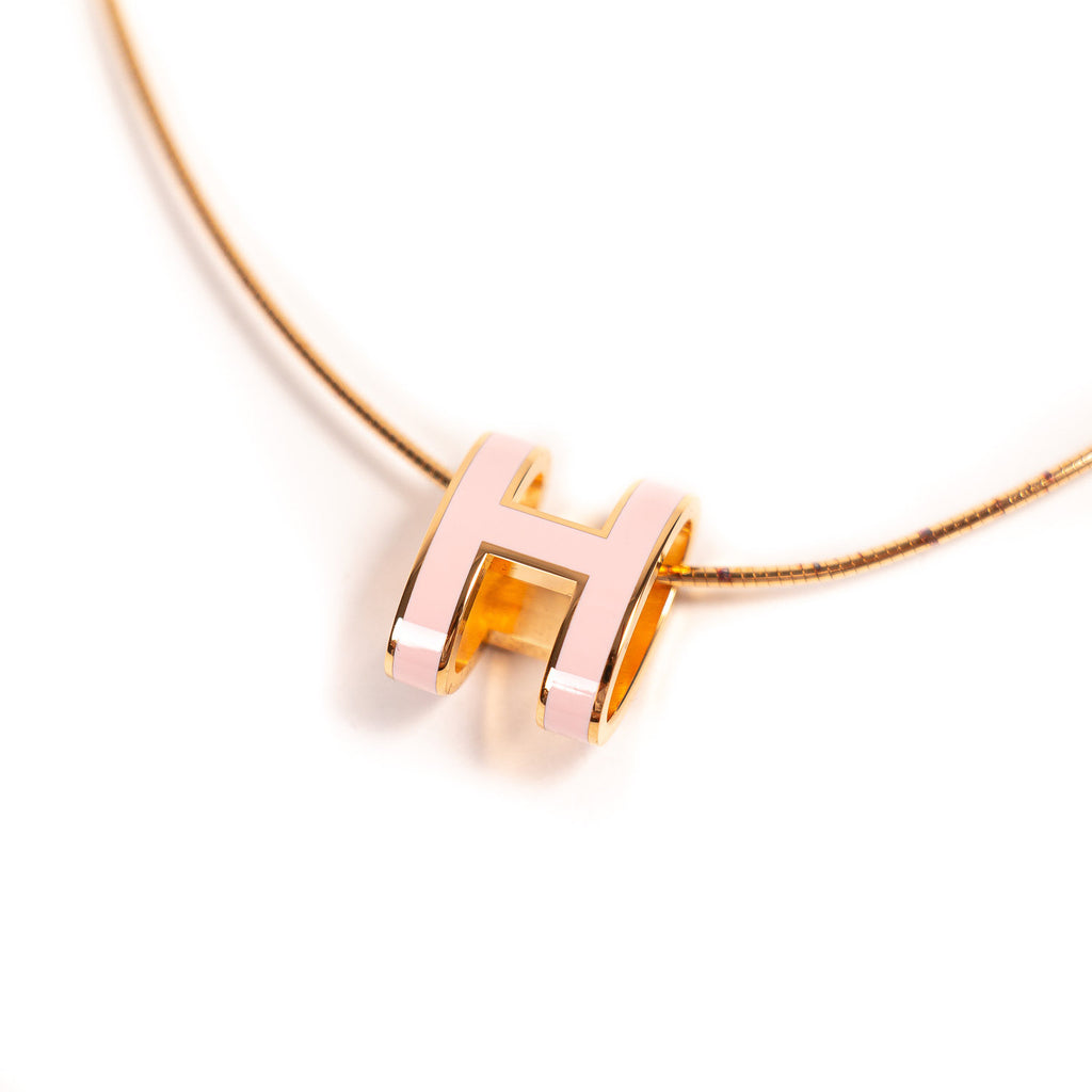Hermès Pop H Pendant Necklace Accessories Hermès - Shop authentic new pre-owned designer brands online at Re-Vogue