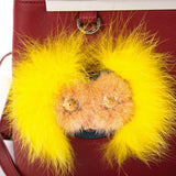Fendi 2Jours Petite Embellished Leather Tote Bags Fendi - Shop authentic new pre-owned designer brands online at Re-Vogue