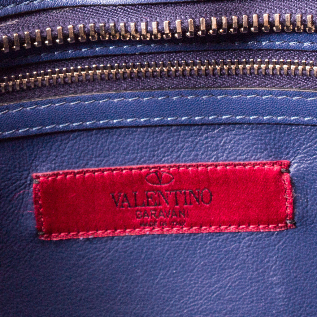 Valentino Double Handle Bag - revogue
