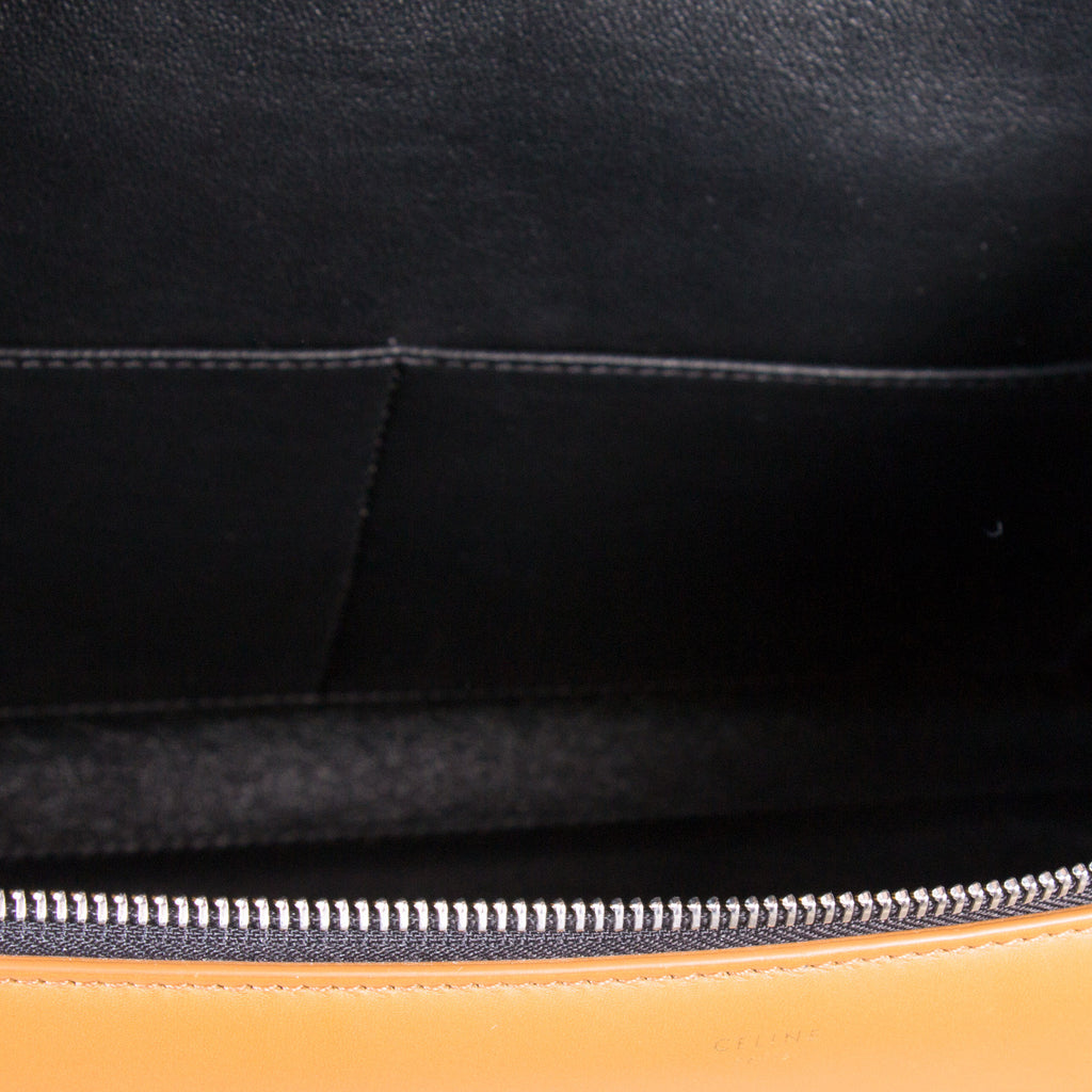 Celine Small Edge Bag -Shop pre-owned luxury designer brands on discount online at Re-Vogue