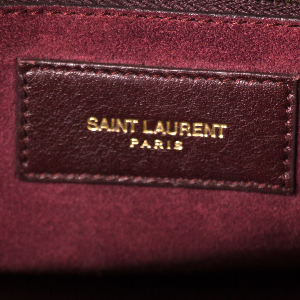 Saint Laurent Small Sac De Jour Bags Yves Saint Laurent - Shop authentic new pre-owned designer brands online at Re-Vogue