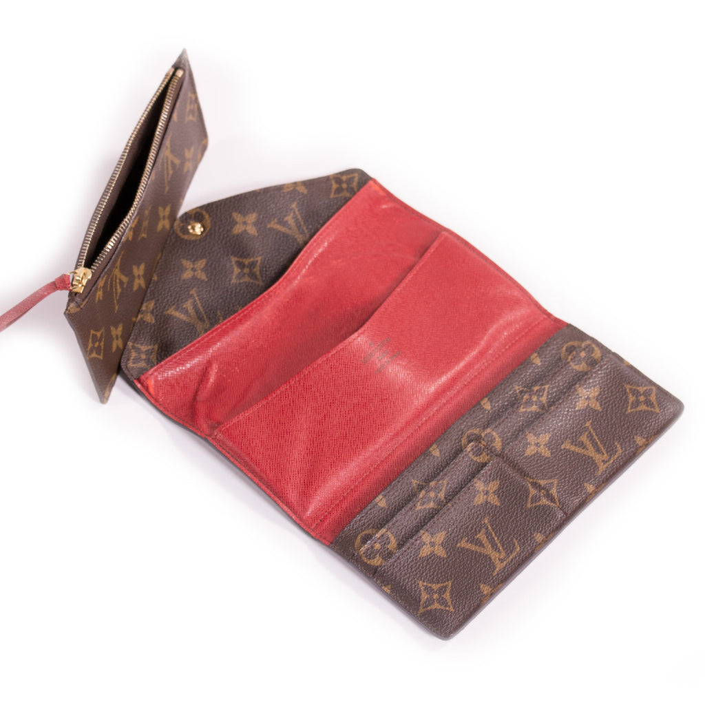 Louis Vuitton Josephine Wallet Accessories Louis Vuitton - Shop authentic pre-owned designer brands online at Re-Vogue