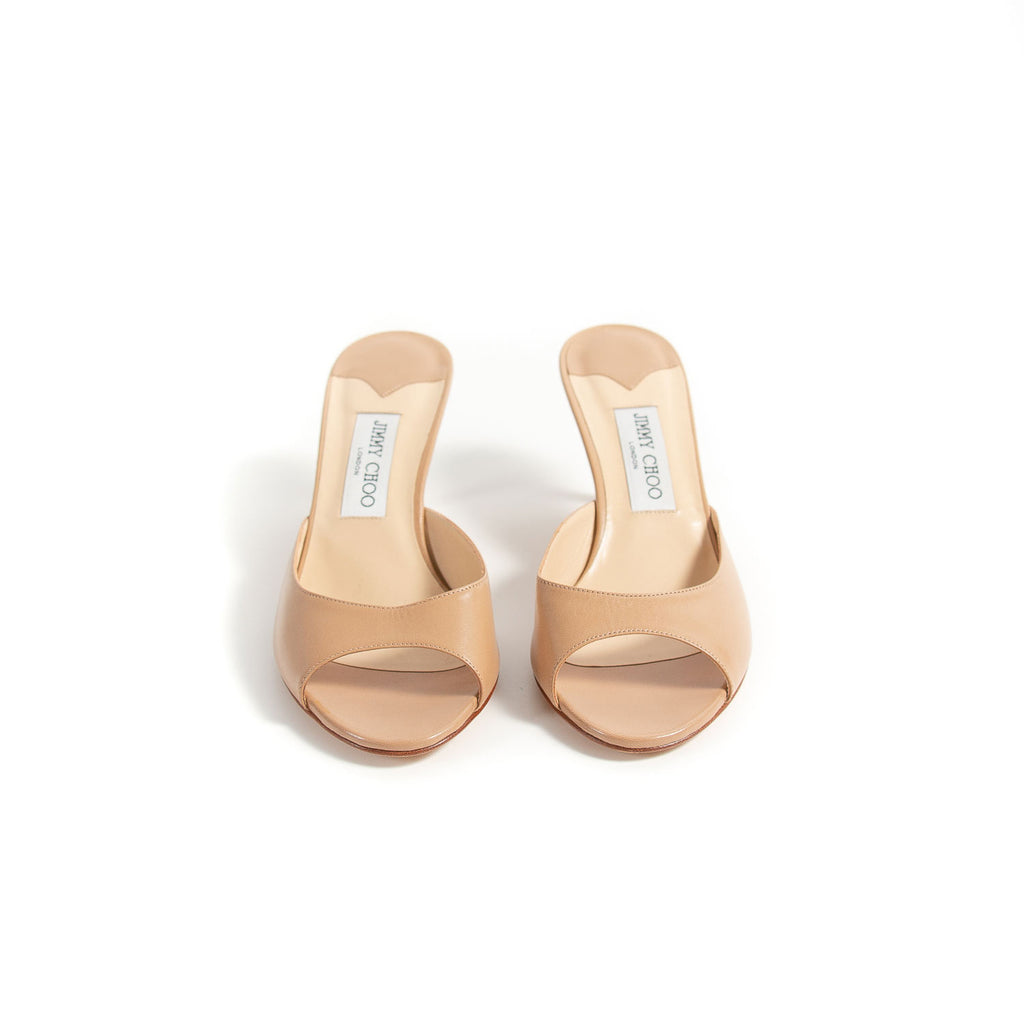 Jimmy Choo Open Toe Sandals Shoes Jimmy Choo - Shop authentic new pre-owned designer brands online at Re-Vogue