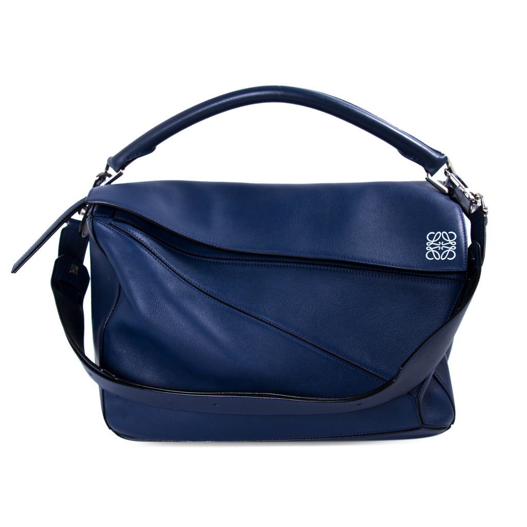 Loewe Large Puzzle Shoulder Bag Bags Loewe - Shop authentic new pre-owned designer brands online at Re-Vogue