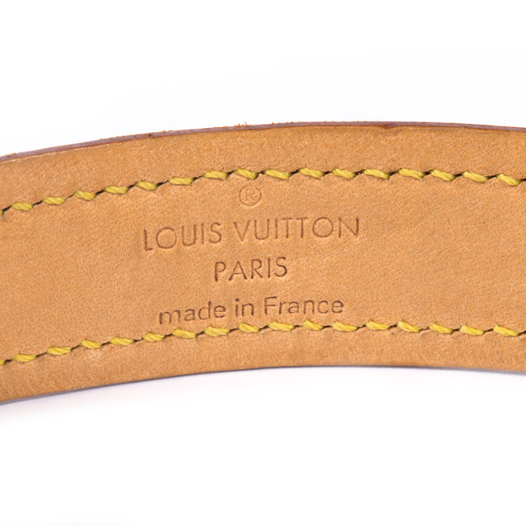 Louis Vuitton Baxter Dog Collar PM Accessories Louis Vuitton - Shop authentic pre-owned designer brands online at Re-Vogue
