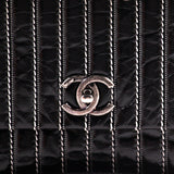 Chanel Vertical Single Flap Bag Bags Chanel - Shop authentic new pre-owned designer brands online at Re-Vogue