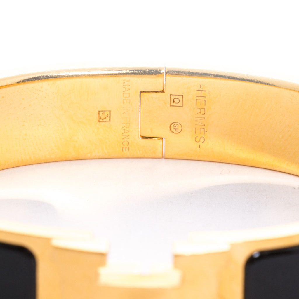Hermes Narrow Clic Clac H Bracelet Accessories Hermes - Shop authentic new pre-owned designer brands online at Re-Vogue