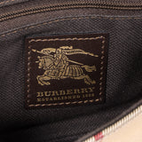 Burberry Haymarket Clutch - revogue
