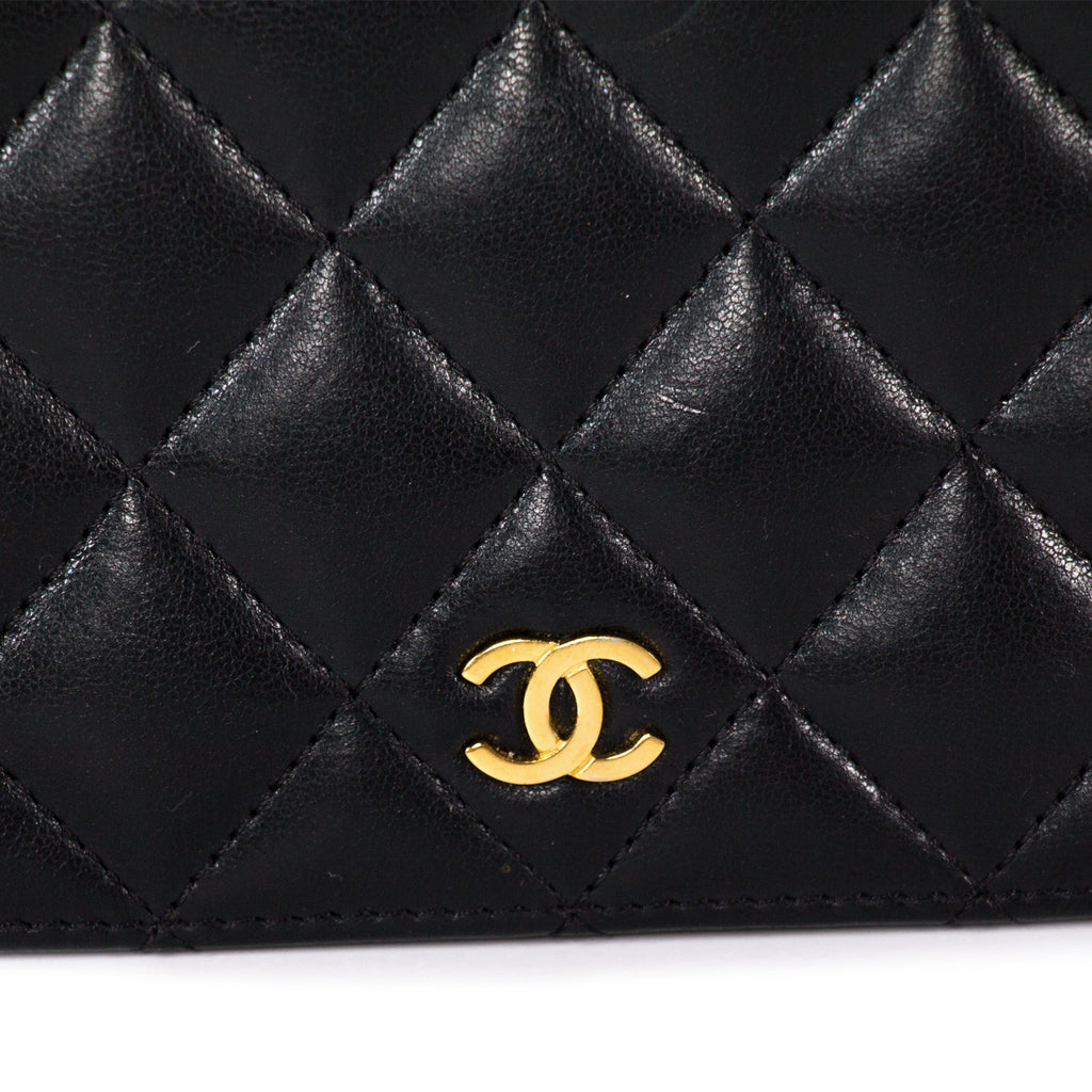 Chanel Quilted CC Long Flap Wallet Bags Chanel - Shop authentic new pre-owned designer brands online at Re-Vogue