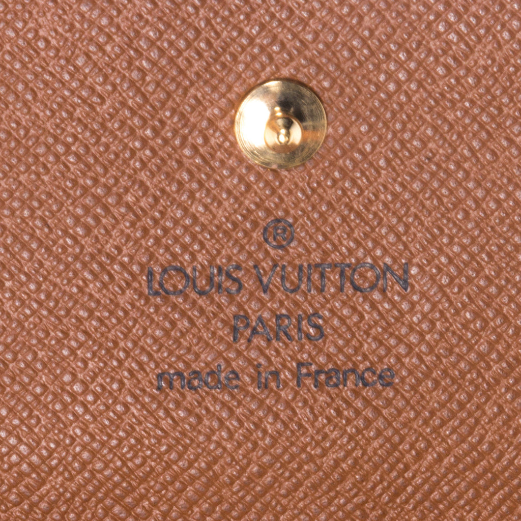 Louis Vuitton Elise Wallet Accessories Louis Vuitton - Shop authentic new pre-owned designer brands online at Re-Vogue