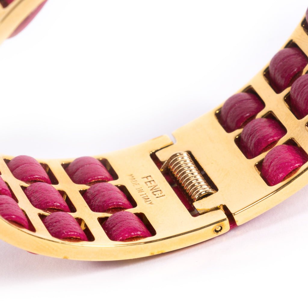 Fendi Fendista Bracelet Accessories Fendi - Shop authentic new pre-owned designer brands online at Re-Vogue
