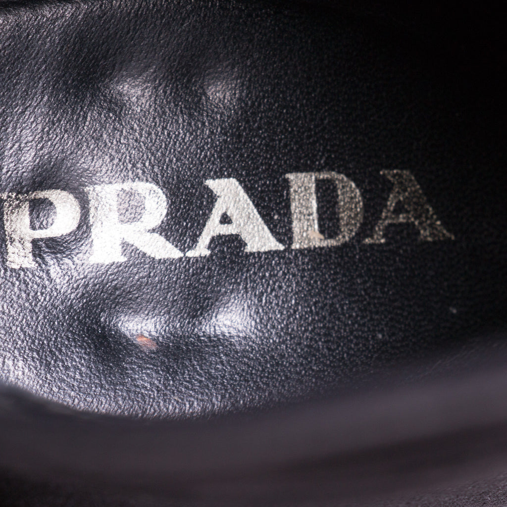 Prada Ankle Booties Shoes Prada - Shop authentic new pre-owned designer brands online at Re-Vogue
