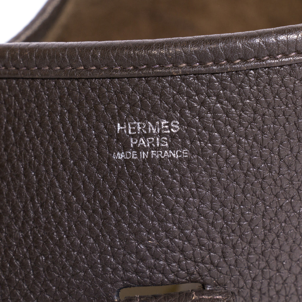 Hermes Evelyn III GM -Shop pre-owned luxury designer brands on discount online at Re-Vogue