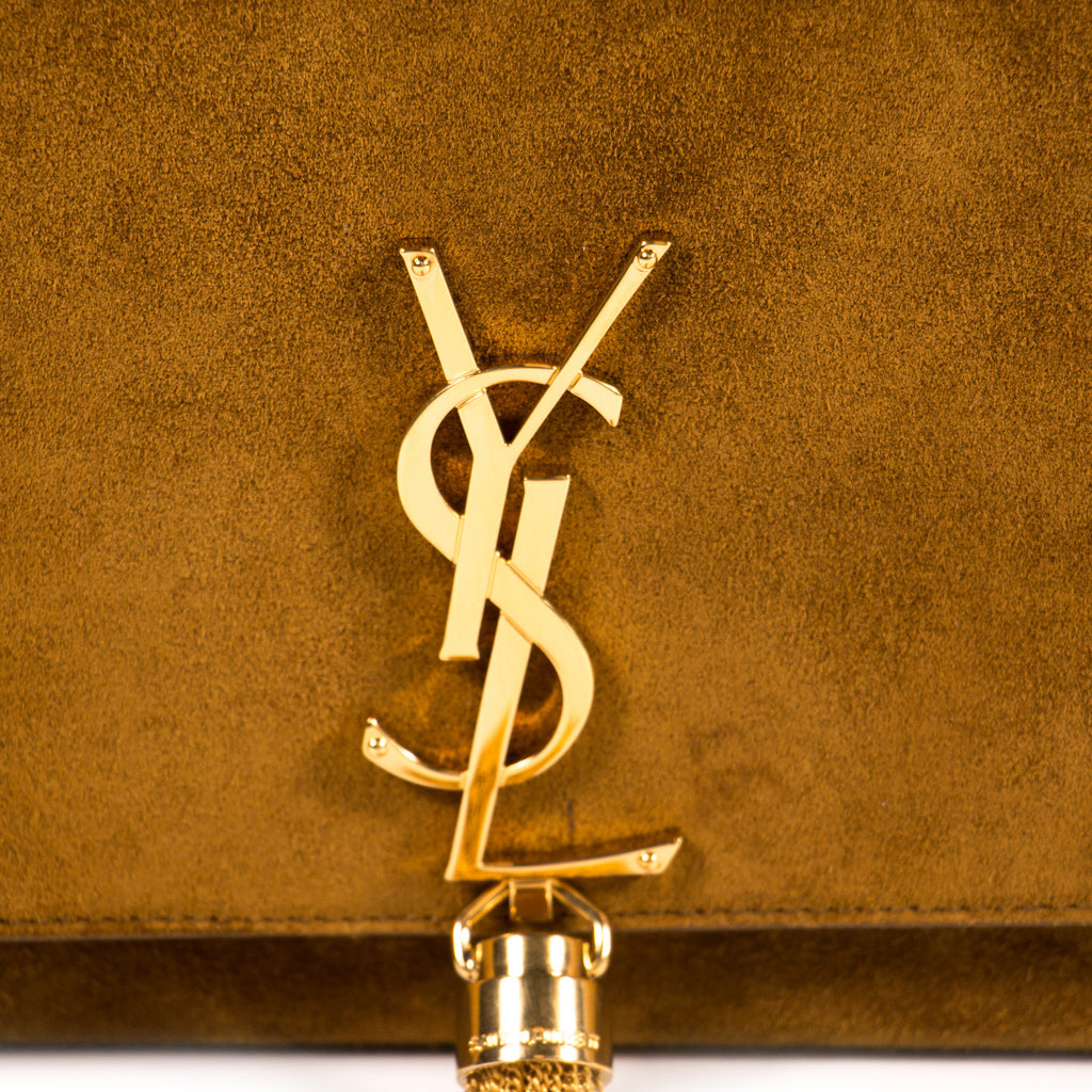 Saint Laurent Classic Monogram Kate Tassel Bags Yves Saint Laurent - Shop authentic new pre-owned designer brands online at Re-Vogue
