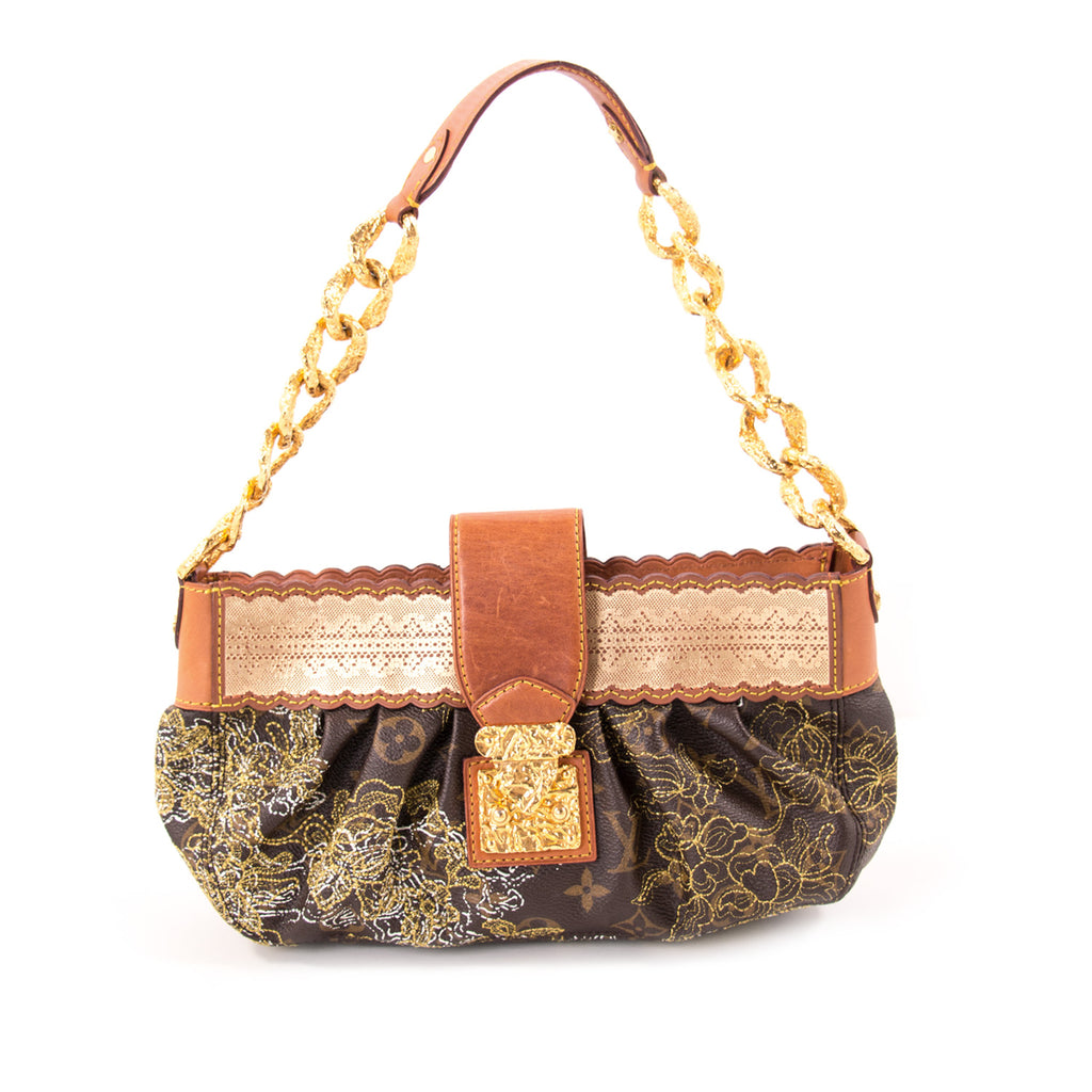 Louis Vuitton Dentelle Monogram Kristen Bag Bags Louis Vuitton - Shop authentic new pre-owned designer brands online at Re-Vogue