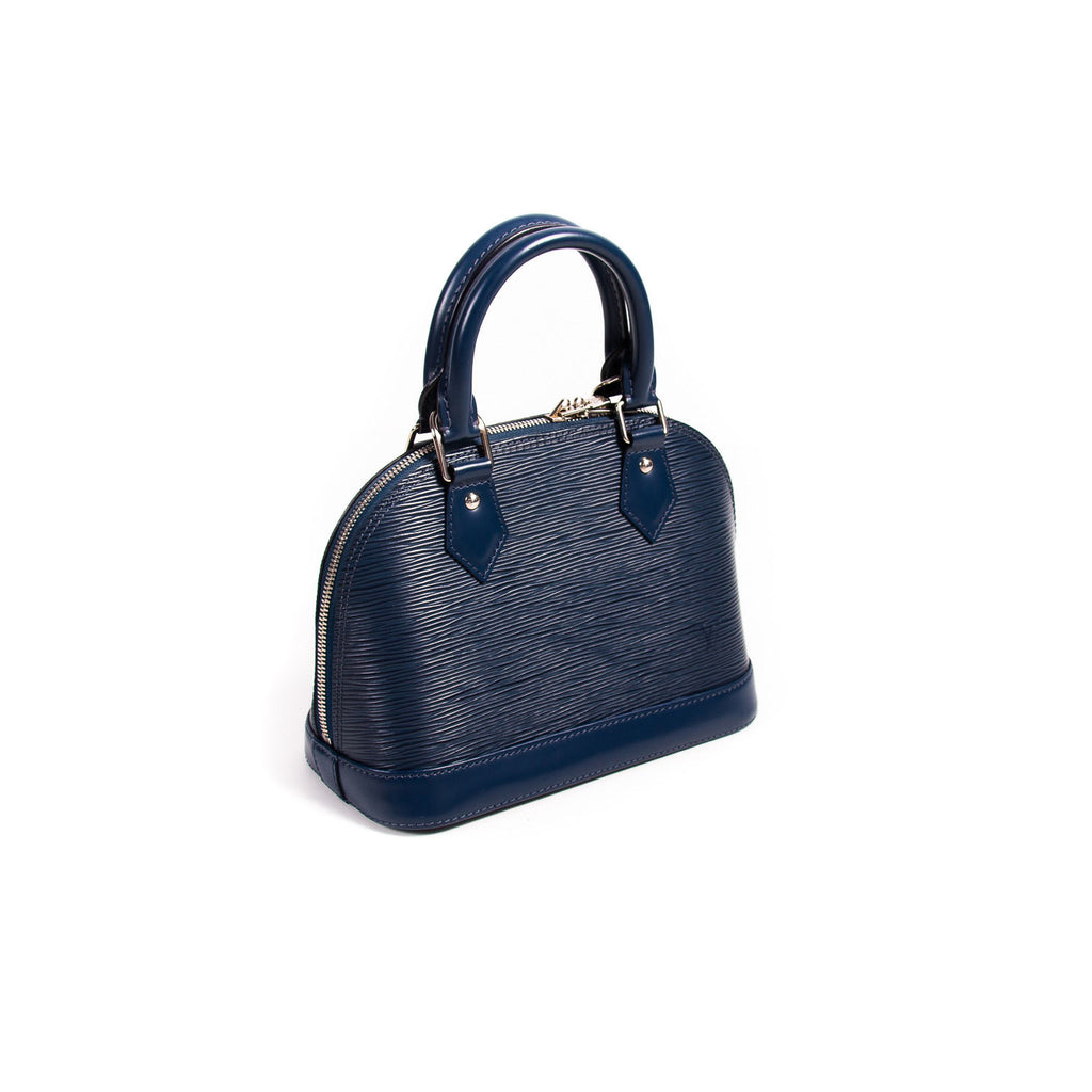 Louis Vuitton Epi Leather Alma BB Bags Louis Vuitton - Shop authentic new pre-owned designer brands online at Re-Vogue