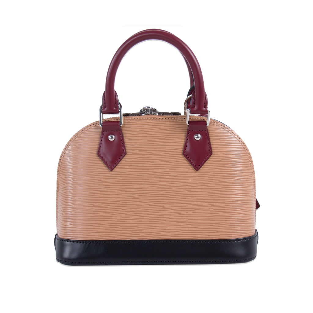 Louis Vuitton Epi Tricolor Alma BB Bags Louis Vuitton - Shop authentic new pre-owned designer brands online at Re-Vogue