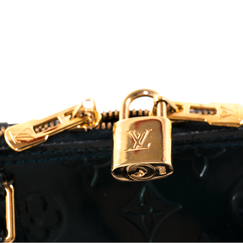 Louis Vuitton Monogram Vernis Alma GM Bags Louis Vuitton - Shop authentic new pre-owned designer brands online at Re-Vogue